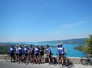 Riviera cycling